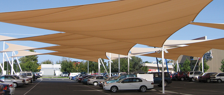 Architec 400 shade sail fabric