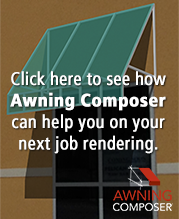 See how Awning Composer can help your next job rendering