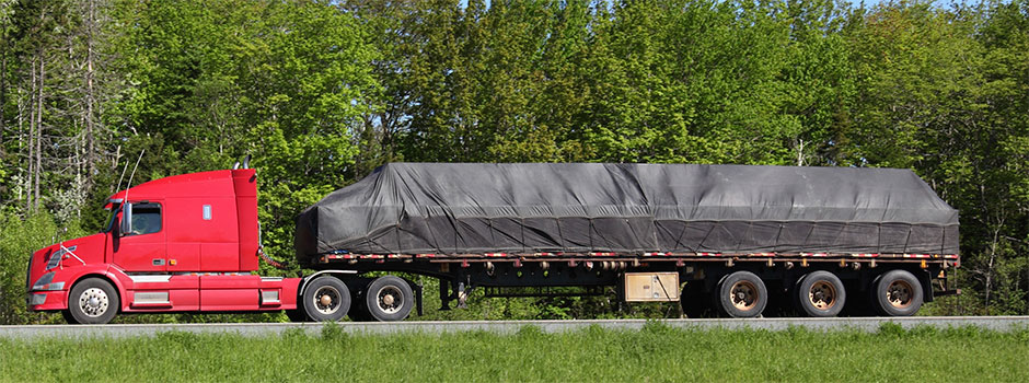 Heavy duty tarps and special purpose fabrics