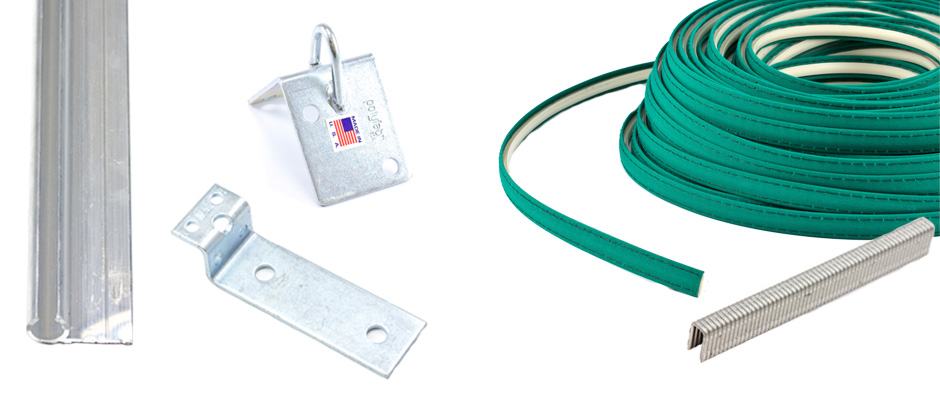 Awning And Shade Sail Hardware Molding Webbing Tubing