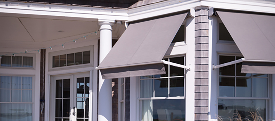 Solair Maxi retractable awning kit