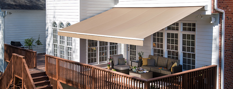 Solair Pro Retractable Awning