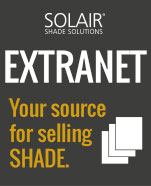 Solair Shade Solutions Extranet - Your Source for Selling Shade