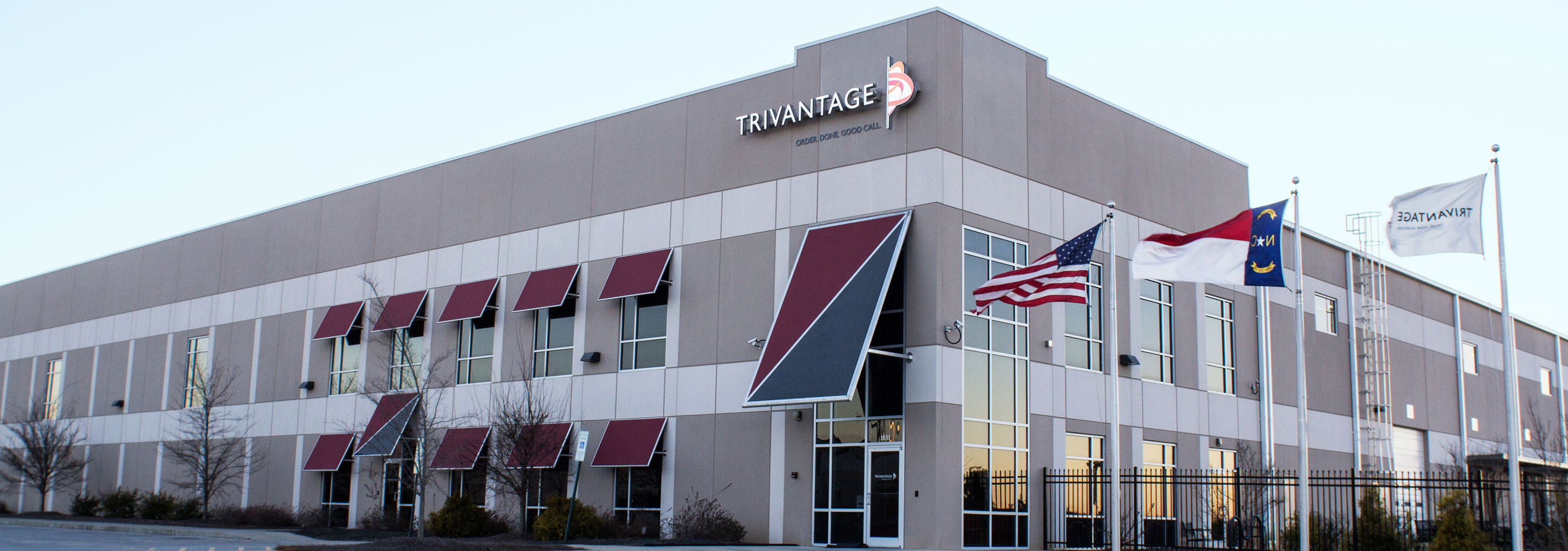 About Trivantage, nationwide distributor of fabrics and more