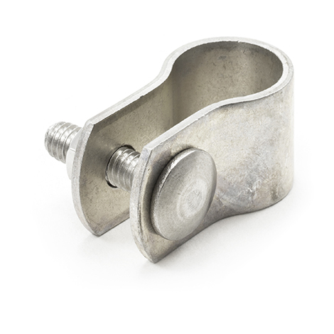 Image for Pipe Clamp #42 Steel 1/2