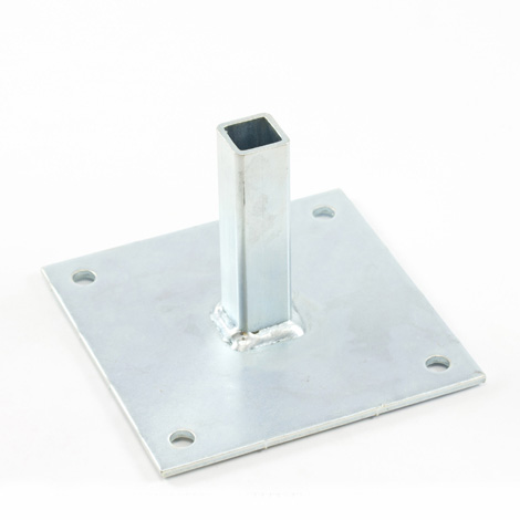 Image for Roller Track Base Plate #BS6 (SPECIAL) from Trivantage