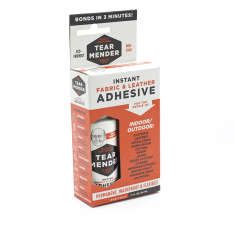 Image for Tear Mender Adhesive #TM-1 2-oz from Trivantage
