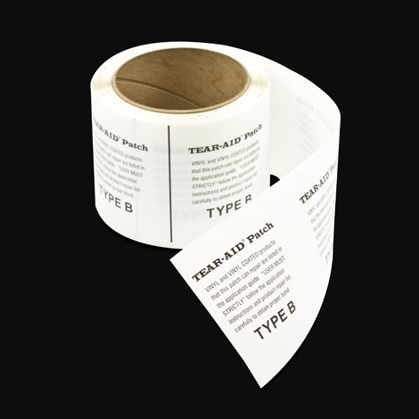 Image for Tear-Aid Roll Patch Vinyl Type B 3