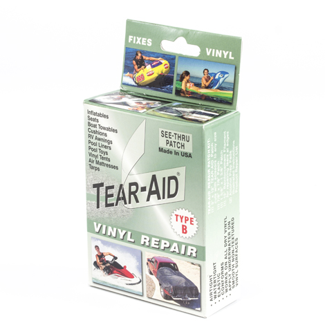 Image for Tear-Aid Retail Patch Kit Vinyl Type B from Trivantage