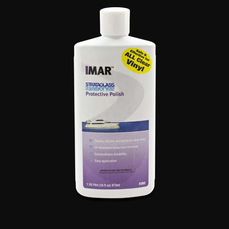 Image for IMAR Strataglass Protective Polish #302 16-oz Bottle from Trivantage
