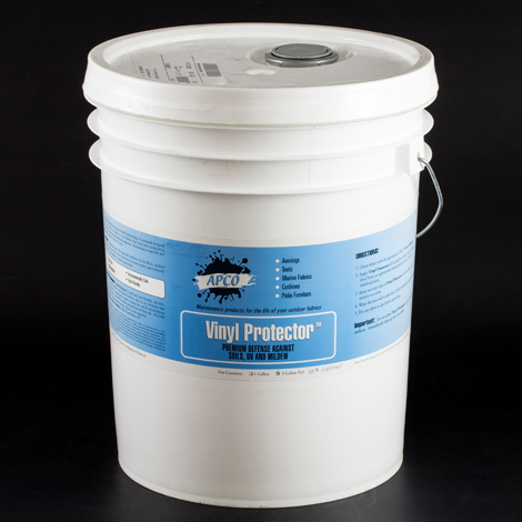 Image for APCO Vinyl Protector 5-gal from Trivantage