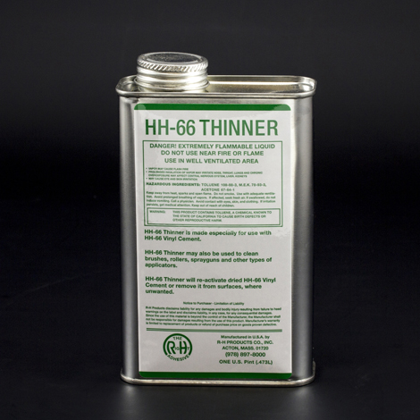 Image for HH-66 Thinner 1-pt Can from Trivantage