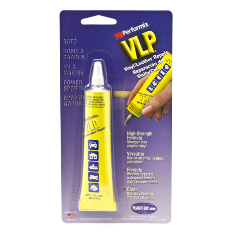 Image for VLP Vinyl Liquid Patch Tube 1-oz from Trivantage