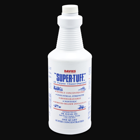 Image for Super-Tuff All Purpose Cleaner / Degreaser 1-qt from Trivantage