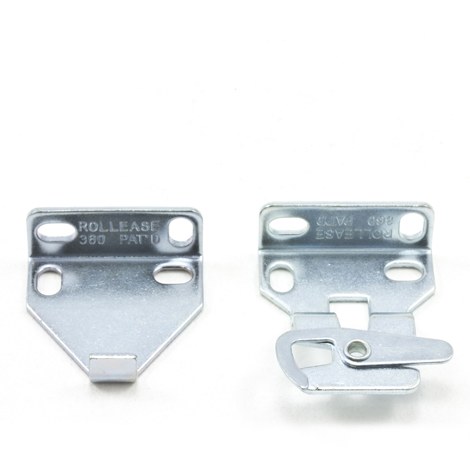 Image for RollEase Mounting Bracket for R-3, R-8 Clutch 1-1/2