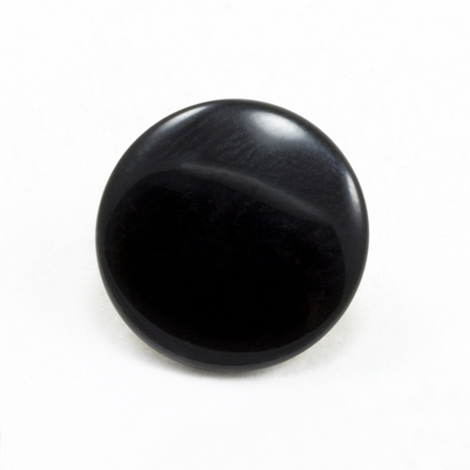 Image for DOT Durable Enamel Button 93-X2-10128-1339-1V Black 100-pk from Trivantage