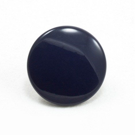 Image for DOT Durable Enamel Button 93-X2-10128-9002-1V Captain Navy 100-pk from Trivantage