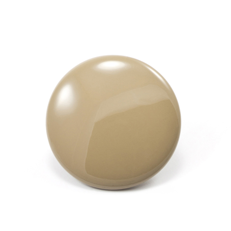 Image for DOT Durable Enamel Button 93-X8-10128-9004-1V Heather Beige 100-pk from Trivantage