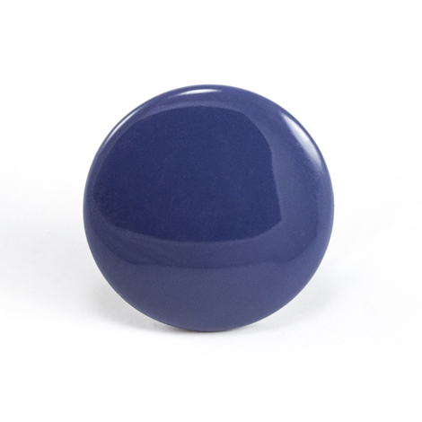 Image for DOT Durable Enamel Button 93-X8-10128-9009-1V Blue Marlin 100-pk from Trivantage