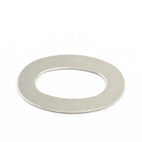 Image for DOT Common Sense Washer 91-BS-78505-1A Nickel Plated Brass 100-pk from Trivantage