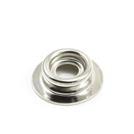 Image for DOT Durable Stud 93-BS-10370-1A Nickel Plated Brass 100-pk from Trivantage