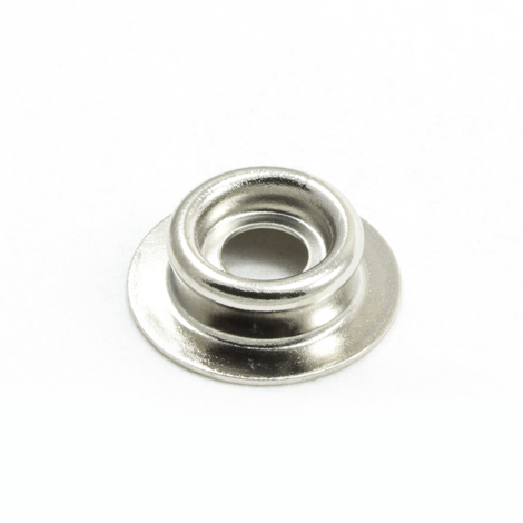Image for DOT Durable Stud 93-BS-10370-2A Nickel Plated Brass 1000-pk from Trivantage