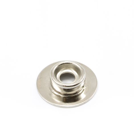Image for DOT Baby Durable Stud 94-BS-12303-2A Nickel Plated Brass 1000-pk from Trivantage