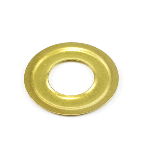 Image for Stimpson Grommet Plain Washer Only #6 Brass 1-gr (SPO) (CLEARANCE) from Trivantage