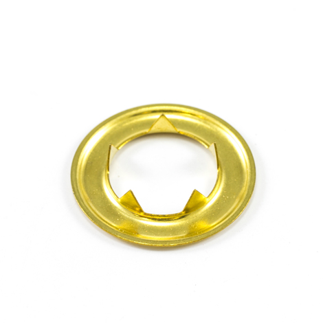 Image for Stimpson Grommet Tooth Washer Only #3 Brass 1-gr (SPO) (CLEARANCE) from Trivantage