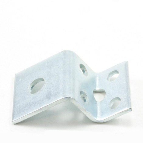 Image for Z Bracket Zinc Plated 1