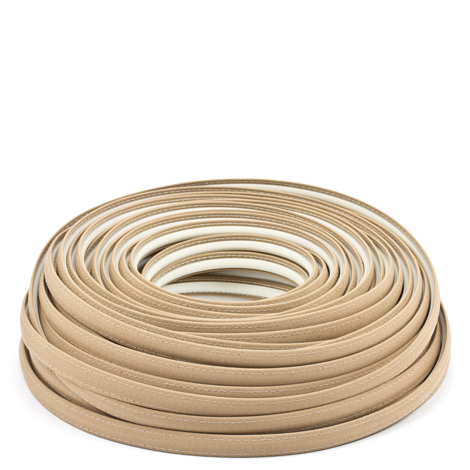 Image for Steel Stitch Sunbrella Covered ZipStrip with Tenara Thread #4620 Beige 160', Full Rolls Only from Trivantage