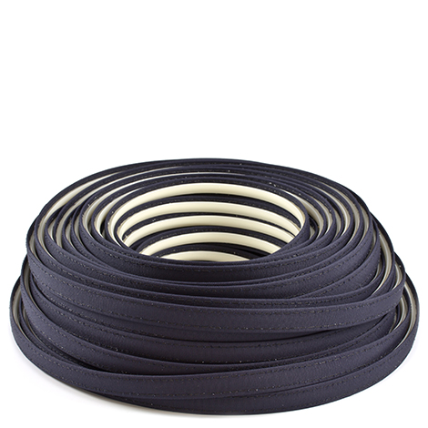 Image for Steel Stitch Firesist Covered ZipStrip #82010 Admiral Navy 160', Full Rolls Only from Trivantage