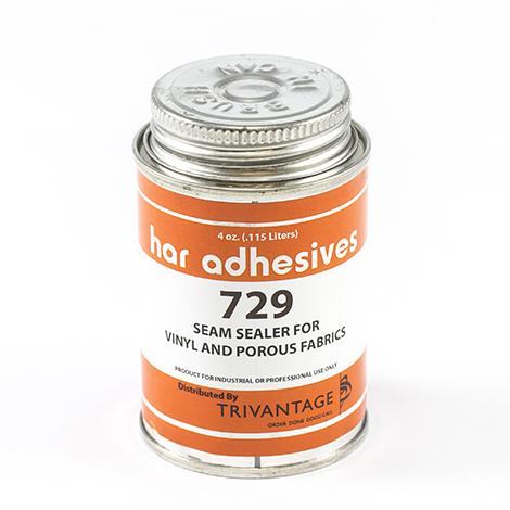Har vinyl seam sealer adhesive 729 4 oz brushtop can for Best vinyl floor sealer