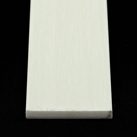Image for Rounded Edge Bow Slats Fiberglass 8' Natural from Trivantage