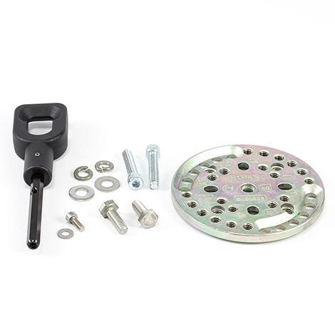 Image for Somfy Sunea RTS CMO Override Kit #9015989 from Trivantage