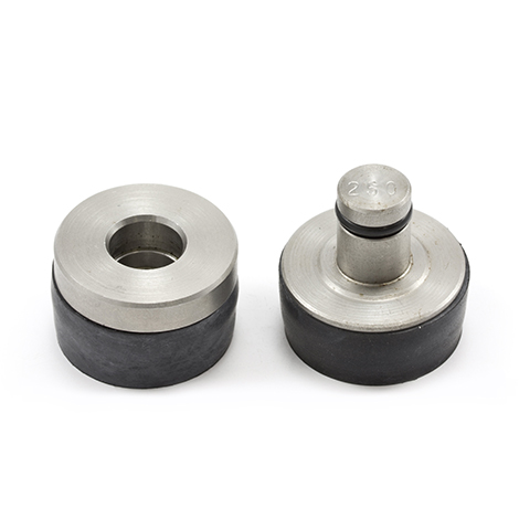 Image for Pres-N-Snap Die Set for #2 Self-Piercing Grommets from Trivantage