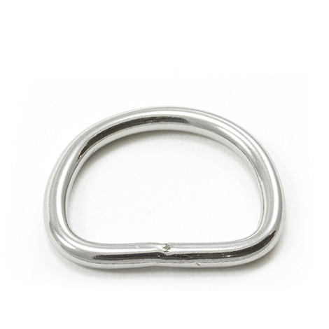 Image for Dee Ring #SS-563-1 Stainless Steel Type 304 1