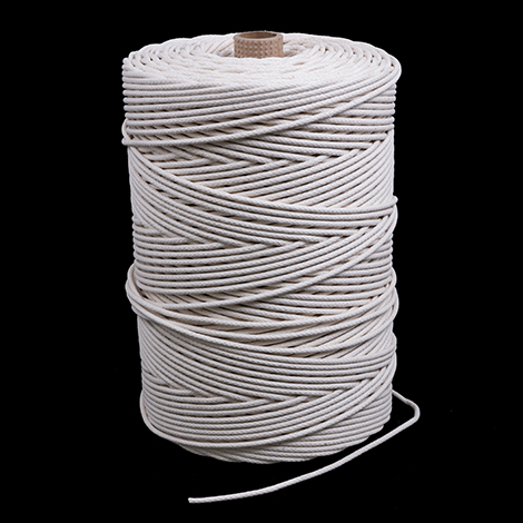 Image for Cotton Solid Braided Ultra Awning Line #4.5 9/64