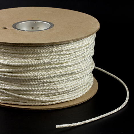 Image for Diamond Braided Nylon Cord #6 x 1000' White from Trivantage