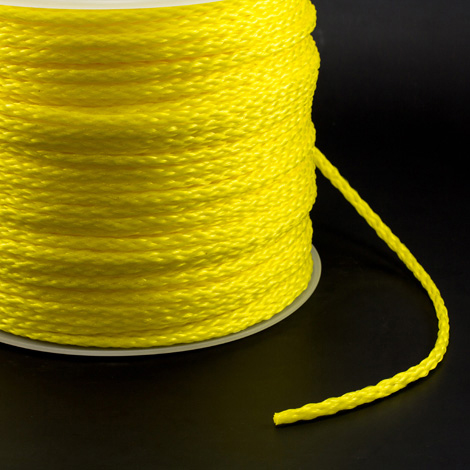 Image for Hollow Braided Polypropylene Cord #10 5/16
