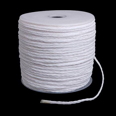 Image for Hollow Braided Polypropylene Cord #6 3/16