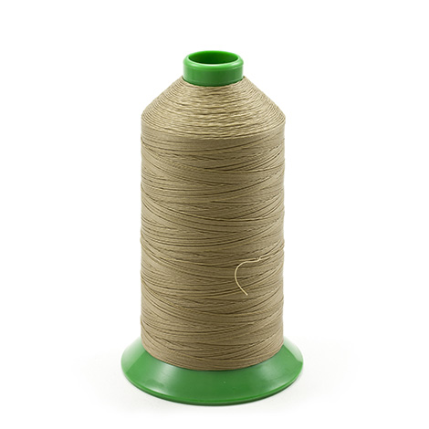 Image for A&E Poly Nu Bond Twisted Non-Wick Polyester Thread Size 138 #4628 Toast from Trivantage