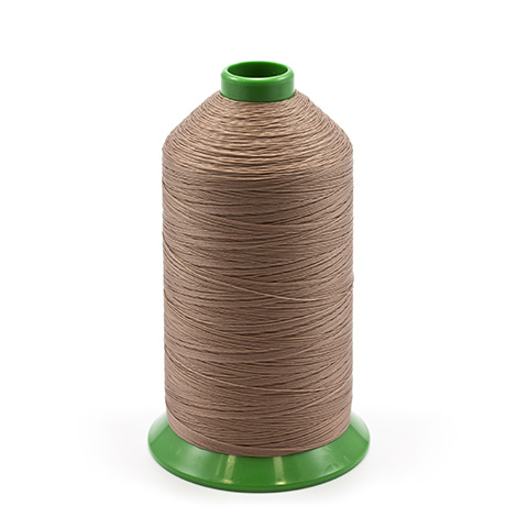 Image for A&E Poly Nu Bond Twisted Non-Wick Polyester Thread Size 138 Desert Tan from Trivantage