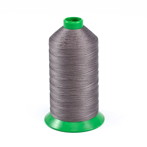 Image for A&E Poly Nu Bond Twisted Non-Wick Polyester Thread Size 138 #4630 Cadet Gray from Trivantage