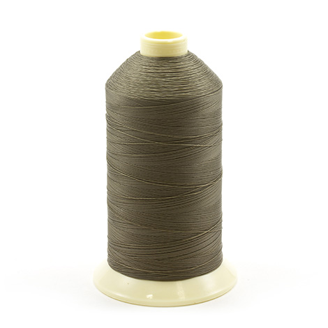 Image for Coats Ultra Dee Polyester Thread Bonded Size DB92 #16 Beaver 16-oz from Trivantage