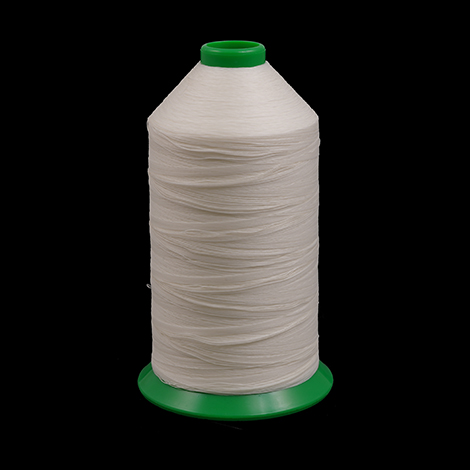 Image for A&E Nylon Bonded Thread Size 69 White 16-oz from Trivantage