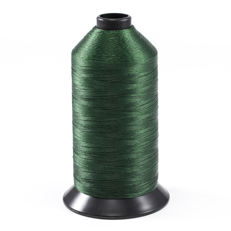 Image for A&E Nylon Bonded Thread Size 135 Emerald 16-oz (SPO) (CLEARANCE) from Trivantage