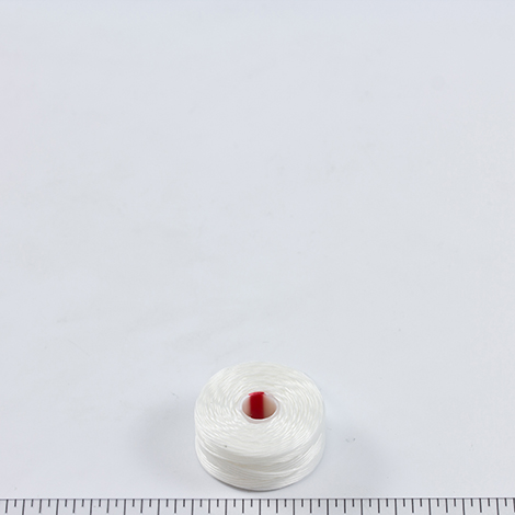 Image for A&E Bobbins Polyester Bonded Monocord T120 White 1-gr (LAS) from Trivantage