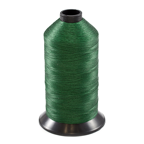 Image for Coats Polymatic Bonded Monocord Dacron Thread S5044P Size 125 Turf Green 16-oz from Trivantage