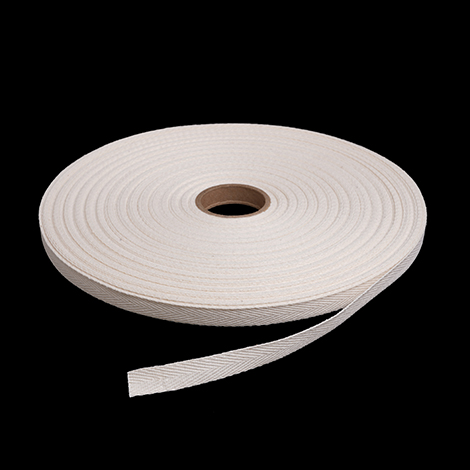 Image for Unbleached Heavy Cotton Tape 1/2